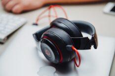 JBL T450 On-Ear Headphone (Black)
